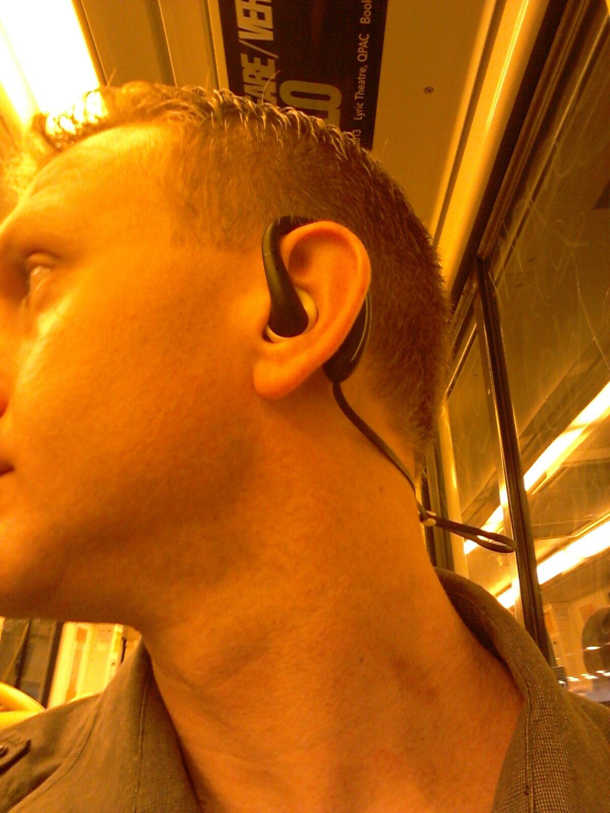 Jabra Sport Plus Review Side Shot